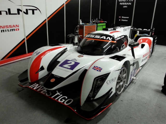 Ginetta Team LNT Vehicle Graphics