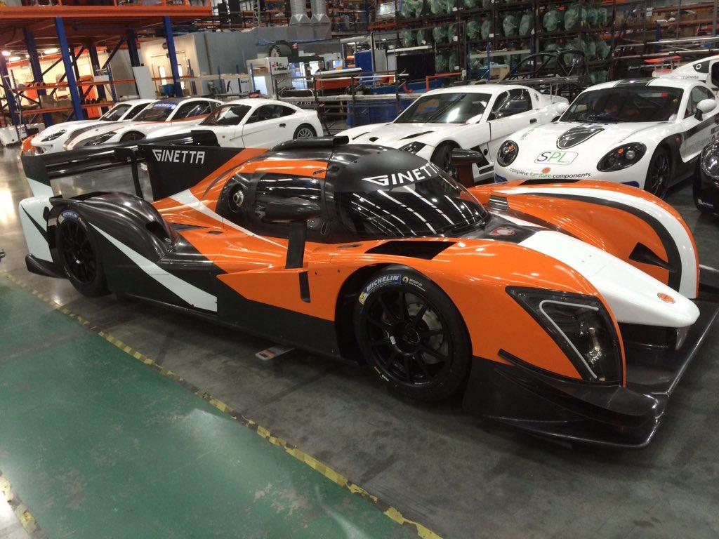 Autosport International Ginetta